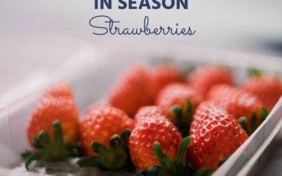 Strawberry  + basil quinoa