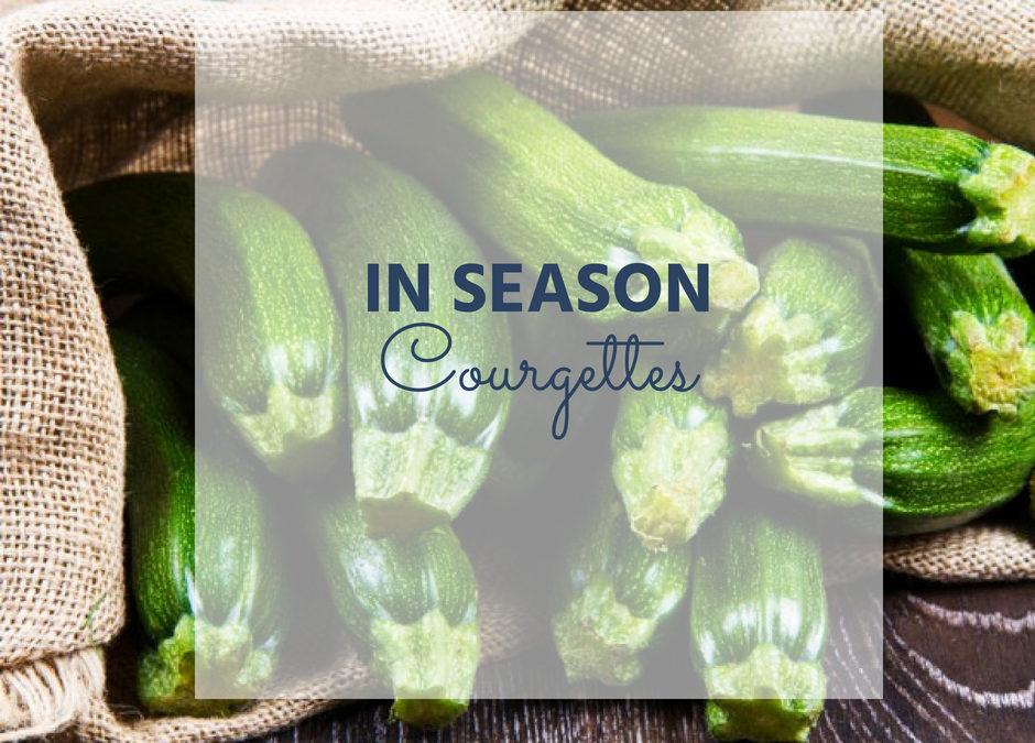Courgette, Mackerel + Bean Salad
