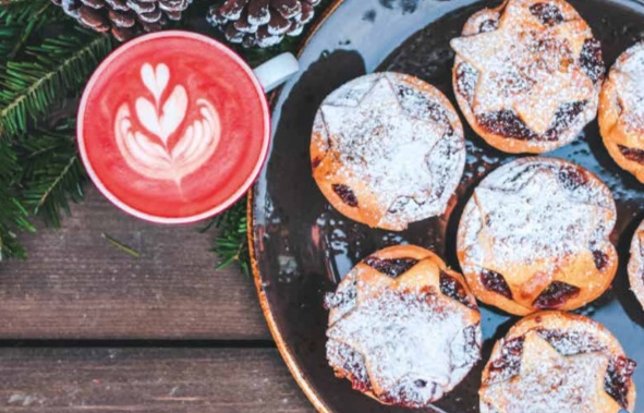 HEALTHY MINCE PIES